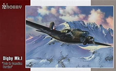 Special Hobby 72251 Douglas Digby Mk1 (Bolo in Canadian Service) 1:72 Plastic Kit Maquette