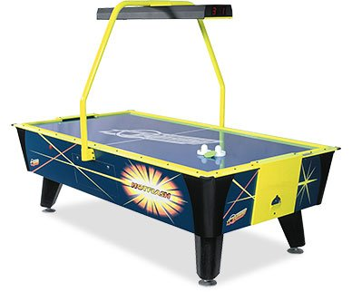 Valley-Dynamo Hot Flash 2 8 Foot Air Hockey Table