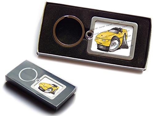 chevrolet-corvette-c4-official-koolart-premium-metal-keyring-with-gift-box-choose-a-colour-yellow