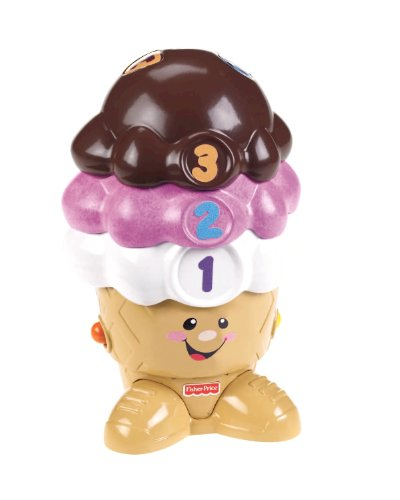 Fisher-Price Laugh and Learn Singin' Scoops - 1