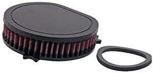 K&N YA-1199 Yamaha High Performance Replacement Air Filter by K&N
