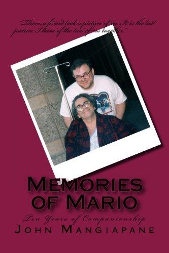 Memories of Mario: Ten Years of Companionship PDF