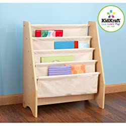 [Best price] Kids&#039 - KidKraft Sling Bookshelf - Natural - toys-games