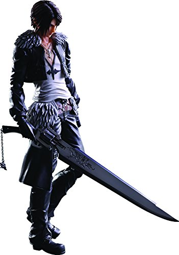 Square Enix Dissidia Final Fantasy Play Arts Kai: Squall Leonhart Action Figure (Squall Leonhart Action Figure compare prices)