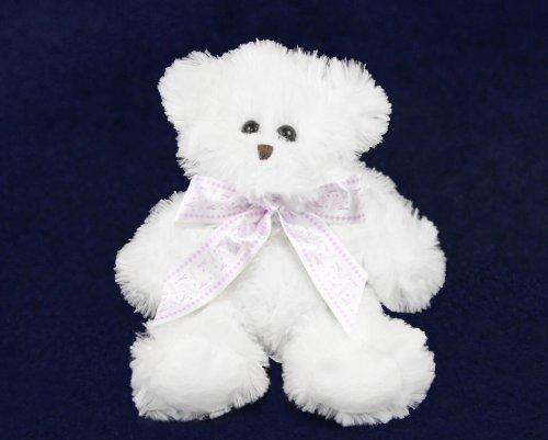 Lavender Ribbon Awareness Teddy Bear (Retail)