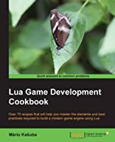 Lua Game Development Cookbook Front Cover