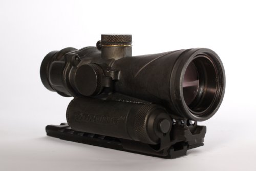 Browe 4X32 Bco Browe Combat Optics With Red Chevron Reticle For 5.56Mm Nato, Arms 17 Lever Ii Mount