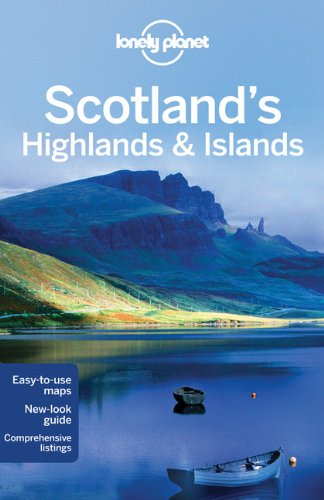 Lonely Planet Scotland'S Highlands & Islands (Travel Guide) front-851662