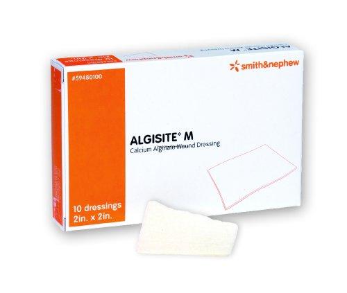 Algisite M Calcium Alginate Dressing Part No. 59480300 Smith & Nephew Inc.