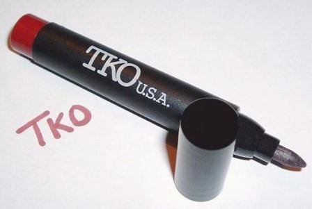 TKO Coffee Stain Lip Stain - Made in Germany