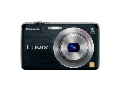 Panasonic Lumix FH8 16.1 MP 5x Leica Lens 10x Intelligent Zoom 3.0
