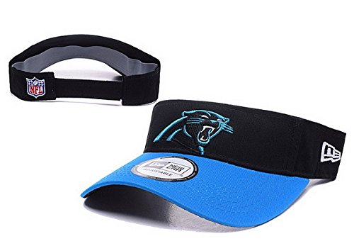 Rare 2016 NFL Carolina Panthers Draft On Stage Visor Hats
