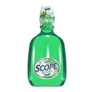Scope Original Mint Mouthwash 50.7 Fl Oz