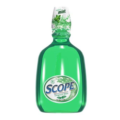Scope Mouthwash, Original Mint, 50.72 oz