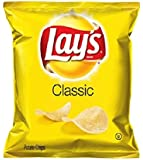 Lays Classic Potato Chips, 50-Ounce