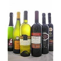 厳選チュニジアワイン6本セット【赤ワイン・白ワイン・スパークリングワイン・辛口・750ml×6本】