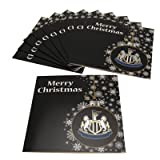 Newcastle United F.C. 10 Pack Christmas Cards BB