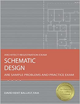 Schematic design are sample problems and practice exam for Architectural design problems