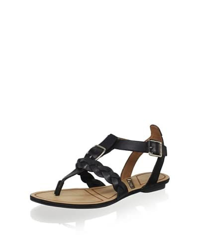 Matiko Women's Lucca Braided Thong Sandal