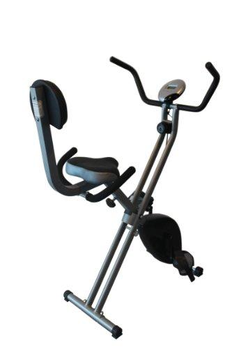 New Magnetic Folding Recumbent Exercise Bike