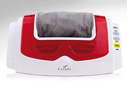 Casada Reflexoped II feet massager with heating CMK-109