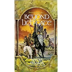 Beyond Lich Gate by Steven Frankos