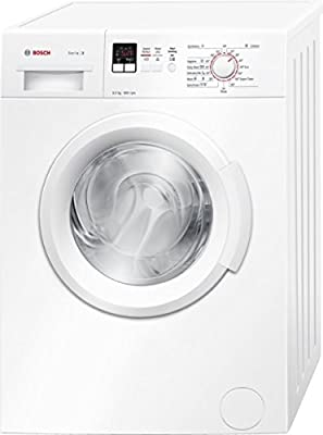 Bosch WAB16161IN Fully-automatic Front-loading Washing Machine (6 Kg, White)