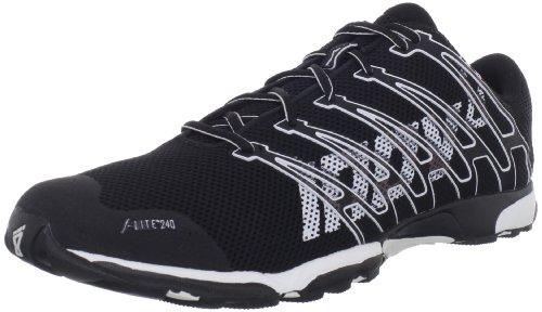 Inov-8 F-Lite 240 Shoe,Black/White,12 M Us
