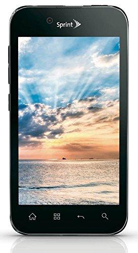 Sprint LG Marquee LS855 Black (CDMA) Android Smartphone