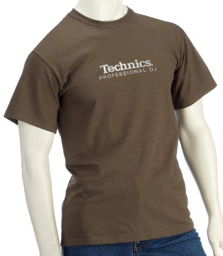DMC Technics Professional DJ Green T009GS Mens T-Shirt Small