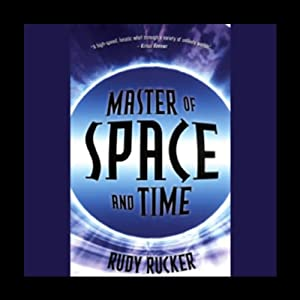 Master of Space and Time Audiobook