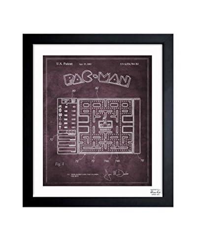 """Oliver Gal """"Maze Based Game Screen 2003"""" Framed Art"""