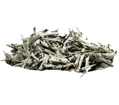 Premium Qualität natürlicher Weißer Salbei, lose 150g