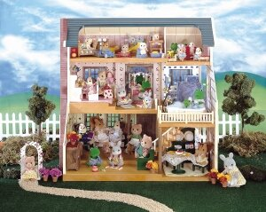 Calico Critters: Deluxe Village House