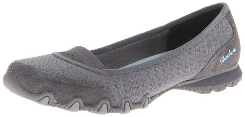 Skechers Women's Old Soul Fashion Sneaker,Charcoal,6.5 M US