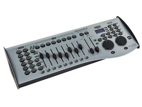 16-Channel Dmx-512 Controller