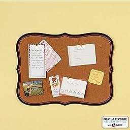 Martha Stewart Home Office with Avery Message Board, Flourish, 15\