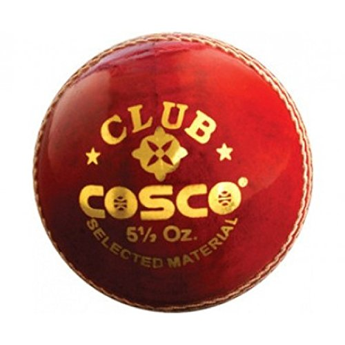 Cosco cricket ball  available at amazon for Rs.257
