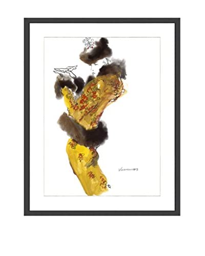 Art Source Tony Viramontes Chanel Haute Couture Print, Multi