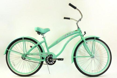 Greenline Women's Kruiser 1 A Premium (Aluminum)