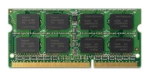 HP 4 GB DDR3 SDRAM Memory Module - 4 GB - 1333MHz DDR3-1333/PC3-10600 - DDR3 SDRAM SoDIMM