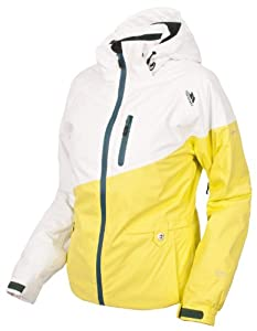 Trespass Women's Clancy Ski Jacket - Limeade, XX-Small