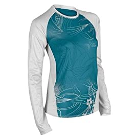 Sugoi 2011/12 Women's Sonic Long Sleeve Run Top - 62303F.281