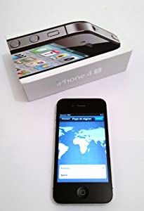 Apple iPhone 4S - 16GB (Nero)