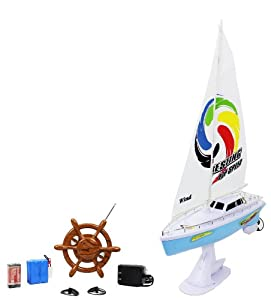 Velocity Toys Hot Speed Besting Master Surf Sailing Yacht Electric RTR RC Boat RECHARGEABLE Remote Control at Sears.com