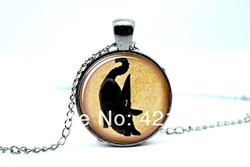 pretty-lee-2015-fashion-cat-necklace-cute-halloween-jewelry-black-kitty-pendant-glass-cabochon-neckl