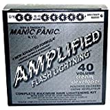 MANIC PANIC Amplified Flashlightning 40 Volume Cream Developer Hair Lightening Kit