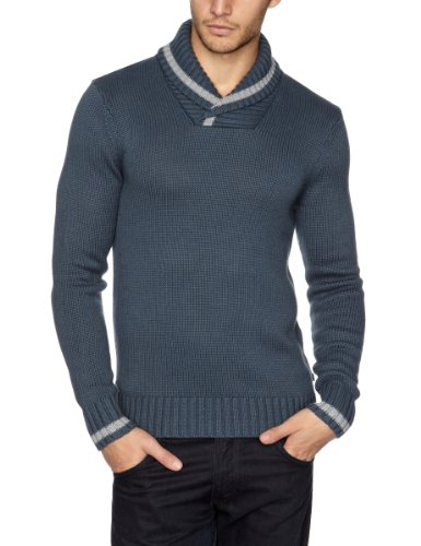 Levi's Pull Over Shawl Men's Jumper Midnight Navy X-Large