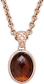 Finecraft 22 ct Smoky Quartz Pendant