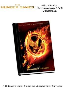 Hunger Games Movie Journal Flaming Teaser